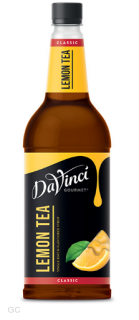 Sirup DaVinci Lemon Tea