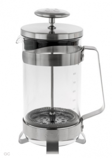 Barista French Press 8 šálků nerez