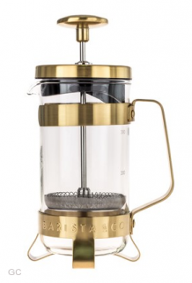 Barista French Press 8 šálků zlatý