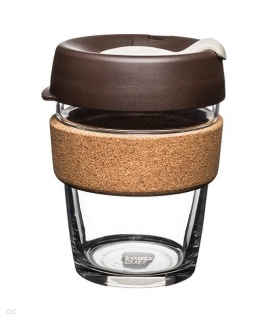 KeepCup Brew Cork Almond 340 ml